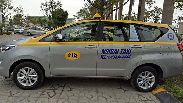 Ảnh xe taxi 5